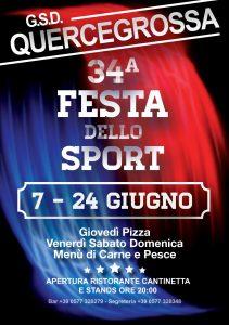 34° Festa dello Sport a Quercegrossa
