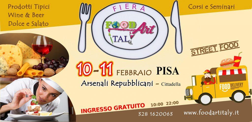 Food Art Italy, il salone del gusto