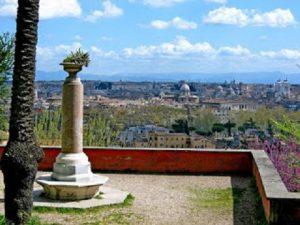 Passeggiata storico-culturale del colle del Gianicolo