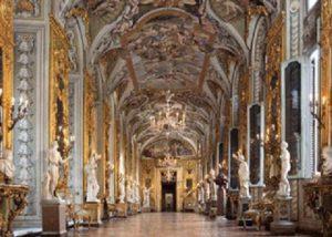 Palazzo Doria Pamphilj, dove l'arte tocca il cuore