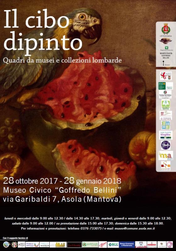 il_cibo_dipinto