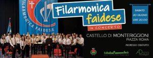 Concerto della Filarmonica Faidese