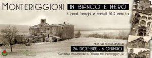 Monteriggioni in Bianco e Nero Mostra Fotografica