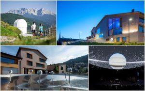 I sentieri delle stelle sulle Dolomiti