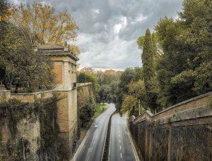Walls. Le mura di Roma - Fotografie di Andrea Jemolo