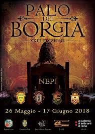 Palio dei Borgia 2018