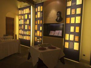 Anno del Cibo Italiano - visita guidata a Casa Pellico con showcooking