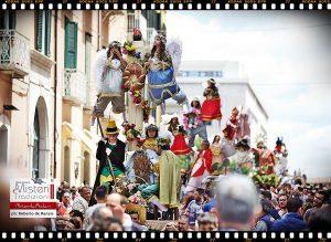 Processione dei Misteri Campobasso - Corpus Domini