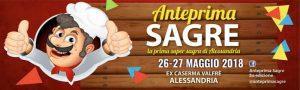 Anteprima Sagre ad Alessandria - 3° edizione