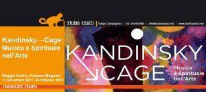 Da Kandinsky a Cage: un grande percorso tra arte e musica