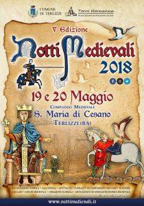 Notti Medievali 2018-Speciale Falconeria