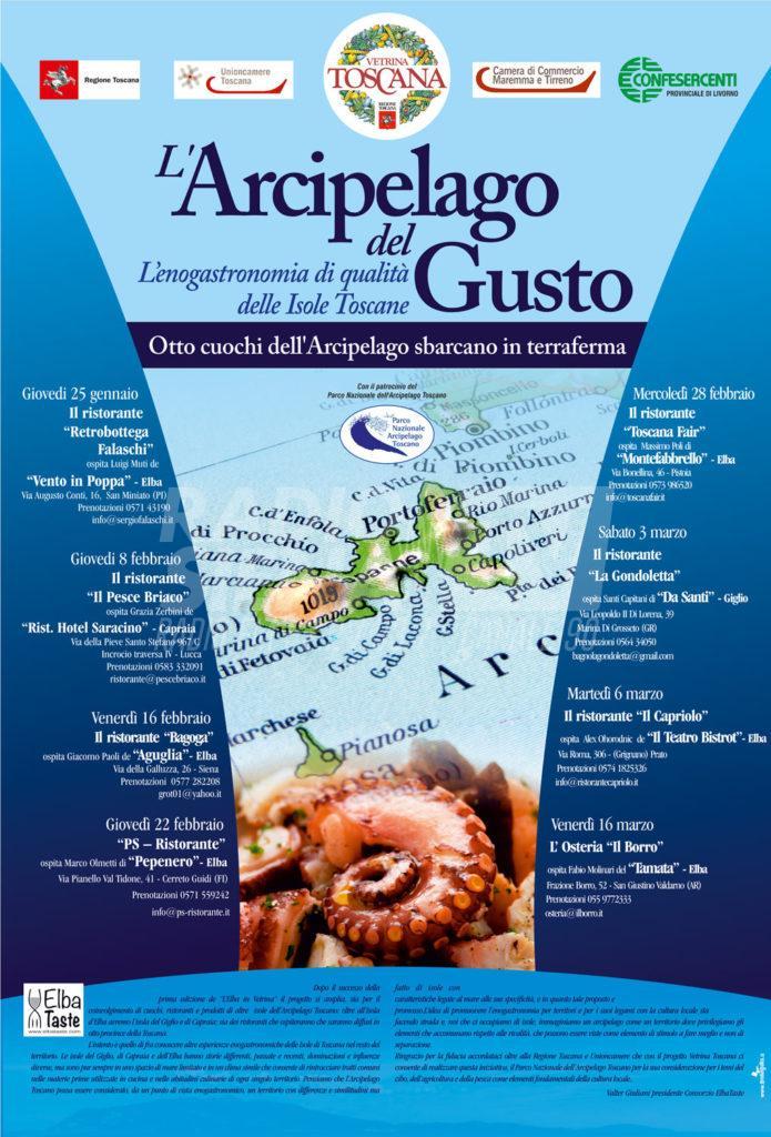locandina-Arcipelago-di-Gusto-LElba-in-Vetrina-695x1024