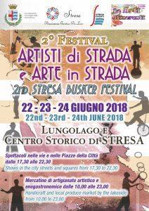 2° ediz. Festival degli Artisti di Strada