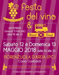 Street Food e Festa del Vino