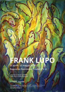 Arte, lo statunitense Frank Lupo in Sicilia