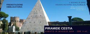 Visita Guidata alla Piramide Cestia