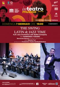 The Swing Lating and Jazz Time