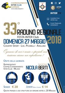 33° Raduno Regionale Inter Club della Campania