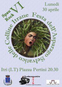 6° ediz. Festa dell'asparago Selvatico delle Colline Itrane