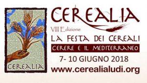 8° ediz. Cerealia - Festival dei cereali