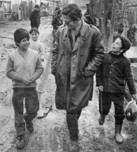 """Il """"Dio Mandrione"""" di Pasolini e Gabriella Ferri"""