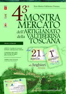 43° Mostra Mercato dell'Artigianato della Valtiberina Toscana