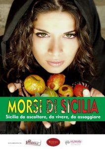 """""""Morsi di Sicilia"""" - l'isola da ascoltare, da vivere, da assaggiare"""