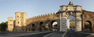 Passeggiando lungo le Mura Aureliane