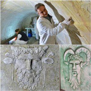 La Basilica Neopitagorica nei sotterranei di Porta Maggiore