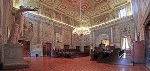 Palazzo Spada e le sale segrete del Consiglio di Stato