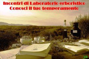 Il laboratorio erboristico: conosci il tuo temperamento
