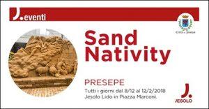 Sand Nativity - Presepe Di Sabbia