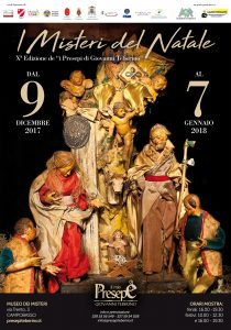 I Misteri del Natale - I presepi di Giovanni Teberino