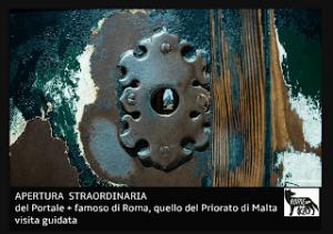 Gran Priorato di Malta all'Aventino: apertura straordinaria