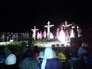 Rappresentazione Della Passione Di Cristo A Gessopalena