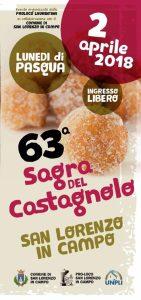 63° Sagra del Castagnolo