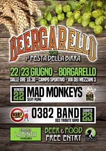 1° ediz. BeerGarello - La Festa della Birra