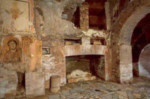 I sotterranei di Santa Cecilia in Trastevere - Visita guidata per bambini Roma
