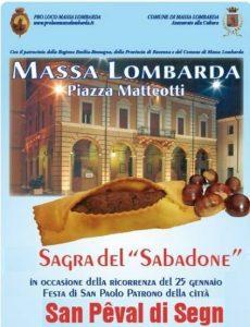 Sagra Del Sabadone