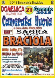 60^ edizione Sagra della Braciola