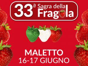 33° Sagra della Fragola a Maletto