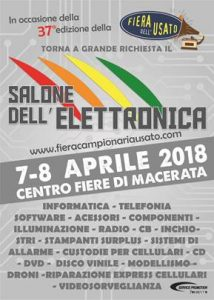 8° Salone dell'Elettronica
