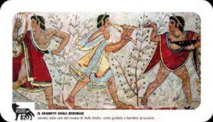 Il segreto degli Etruschi - Visita guidata per bambini Roma