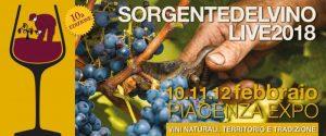 Sorgente Del Vino Live - Salone Dei Vini Naturali, Di Territorio E Tradizione