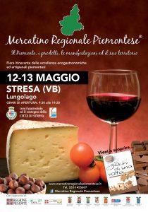 Mercatino Regionale Piemontese a Stresa