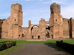 Le Terme di Caracalla: mens sana in corpore sano