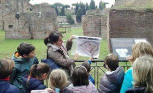 Le Terme di Caracalla - Visita guidata per bambini