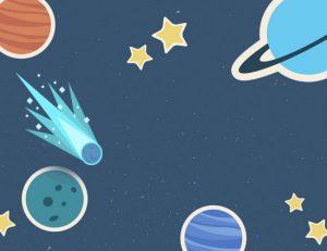 A caccia delle comete