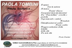 Autori per una collezione: PAOLA TOMBINI