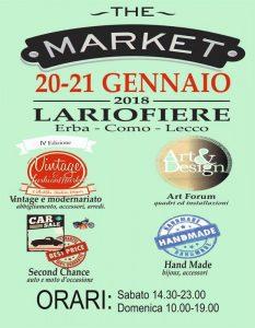 Vintage and Fashion Market
